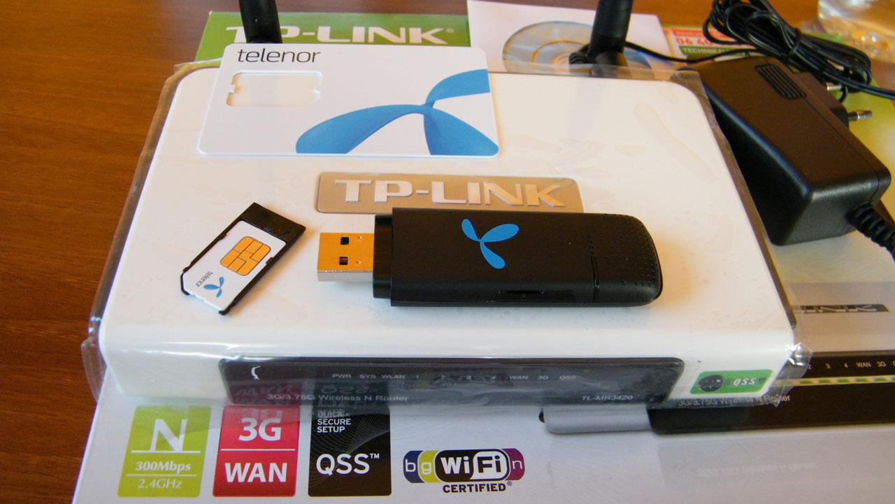 Telenor Router