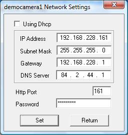 IP Camera Tool