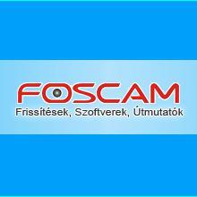 Foscam IP kamera, NVR, Szoftver letöltések