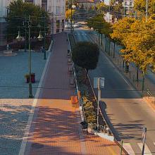 Szeged, Tisza Lajos krt. Timelapse videó