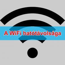 A WiFi hatótávolsága