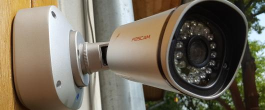 Foscam FAB99 kötődoboz