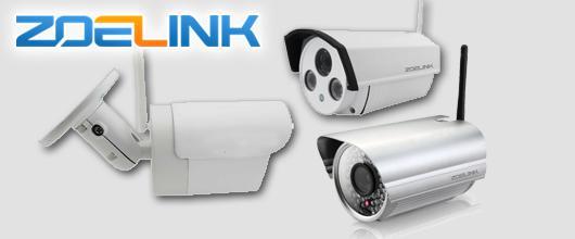 Firmware frissítés ZoeLink kültéri IP kamerákhoz