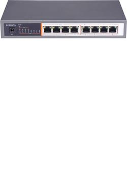 Rundata PS108 PoE Switch
