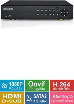 Vacron VDH-NK200 NVR