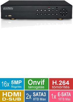 Vacron VDH-NK380 NVR