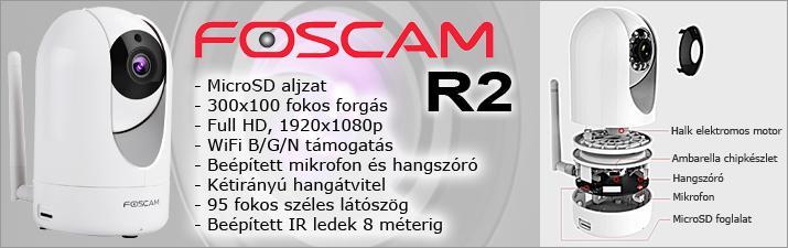 Foscam R2 IP kamera
