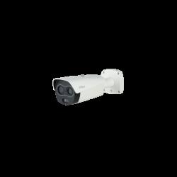 Dahua IP Bullet dual hőkamera - TPC-BF2221-B7F8 (256x192, 7mm / 2MP, 8mm, ICR, IR35m, IP67, WDR, audio, I/O, PoE)