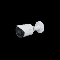 Dahua IP csőkamera - IPC-HFW2431S-S (4MP, 2,8mm, kültéri, H265+, IP67, IR30m, ICR, WDR, 3D DNR, SD, PoE, IK10)