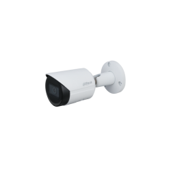 Dahua IP csőkamera - IPC-HFW2431S-S (4MP, 3,6mm, kültéri, H265+, IP67, IR30m, ICR, WDR, 3D DNR, SD, PoE, IK10)