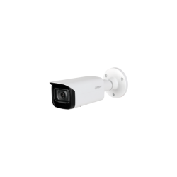 Dahua IP csőkamera - IPC-HFW5241T-ASE (AI; 2MP, 2,8mm, kültéri, H265+, IP67, IR80m,ICR,WDR,SD,ePoE,I/O,audio)