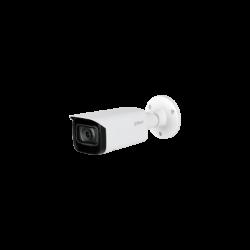 Dahua IP csőkamera - IPC-HFW5241T-ASE (AI; 2MP, 3,6mm, kültéri, H265+, IP67, IR80m,ICR,WDR,SD,ePoE,I/O,audio)