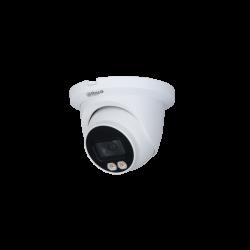 Dahua IP turretkamera - IPC-HDW3549TM-AS-LED (5MP, 2,8mm, kültéri, H265+, IP67, LED30m, ICR, WDR, SD, PoE, FullColor)