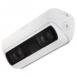 Dahua IP turretkamera - IPC-HDW8341X-3D (3MP, Dual-Lens 3,6mm, H265+, IP67, IK10, IR20m, ICR WDR, SD, PoE, mikrofon)
