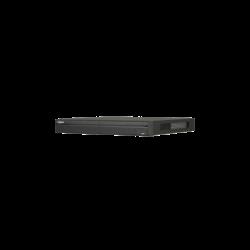 Dahua NVR Rögzítő - NVR5216-16P-4KS2E (16 csatorna, 16port af/at PoE; H265+, 320Mbps, HDMI+VGA, 2xUSB, 2x Sata, I/O)