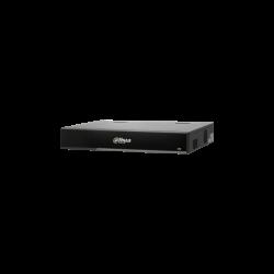 Dahua NVR Rögzítő - NVR5432-16P-I (AI; 32 csatorna, H265+, 320Mbps rögz., HDMI+VGA, 3xUSB, 4xSata, I/O; PoE 150W)