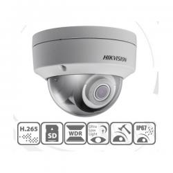 Hikvision IP dómkamera - DS-2CD2125FHWD-I (2MP/60fps, 2,8mm, kültéri, H265, IP67, EXIR30m, D&N(ICR), WDR, SD, PoE, IK10)