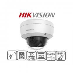 Hikvision IP dómkamera - DS-2CD2146G1-I (4MP, 4mm, kültéri, H265+, IP67, IR30m, ICR, WDR, 3DNR, PoE, IK10, Darkfighter)