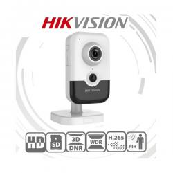 Hikvision IP csempekamera - DS-2CD2443G0-I (4MP, 2,8mm, beltéri, H265+, IR10m, ICR, WDR, 3DNR, PoE, SD, audio)