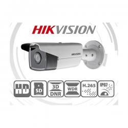 Hikvision IP csőkamera - DS-2CD2T63G0-I5 (6MP, 2,8mm, kültéri, H265+, IP67, IR50m, ICR, WDR, SD, PoE)