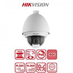 Hikvision IP dómkamera - DS-2DE4225W-DE (2MP, 4,8-120mm, kültéri, ICR, BLC, 3DNR, WDR, IP66, audio, I/O, SD, PoE+)