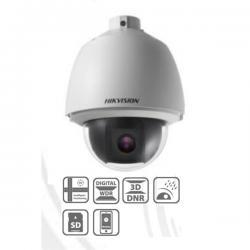 Hikvision IP dómkamera - DS-2DE5330W-AE(3MP, 4,3-129mm, kültéri, ICR, BLC, DWDR, IP66, Audio, I/O, SD, IK10, PoE+)