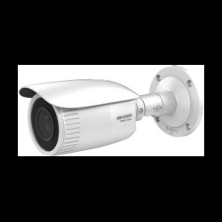 Hikvision HiWatch IP csőkamera - HWI-B640H-Z (4MP, 2,8-12mm, kültéri, EXIR30m, IP67, 3DNR, DWDR, audio, SD, PoE)