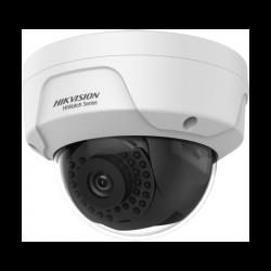 Hikvision HiWatch IP dómkamera - HWI-D120H-M (2MP, 4mm, kültéri, H265+, IP67, IK10, IR30m, ICR, DWDR, PoE)