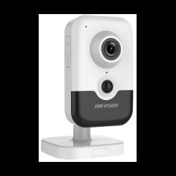 Hikvision IP csempekamera - DS-2CD2423G0-I (2MP, 2,8mm, beltéri, H265+, EXIR10m, ICR, WDR, 3DNR, SD, PoE)