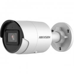 Hikvision IP csőkamera - DS-2CD2046G2-IU (4MP, 4mm, kültéri, H265+, IP67, IR40m, ICR, WDR, 3DNR, PoE)