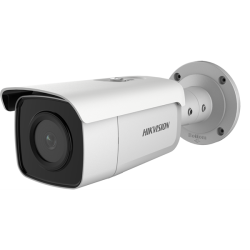 Hikvision IP csőkamera - DS-2CD2T85FWD-I5 (8MP, 4mm, kültéri, H265+, IP67, EXIR50m, ICR, WDR, BLC, 3DNR, ROI, PoE)