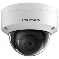 Hikvision IP dómkamera - DS-2CD2123G0-I (2MP, 4mm, kültéri, H265+, IP67, IR30m, ICR, WDR, 3DNR, SD, PoE, IK10)