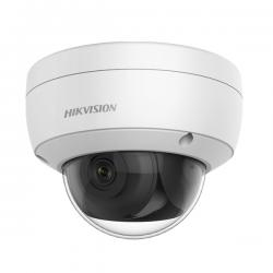 Hikvision IP dómkamera - DS-2CD2183G0-IU (8MP, 4mm, kültéri, H265+, IP67, IR30m, ICR, WDR, 3DNR, SD, PoE, IK10, audio)