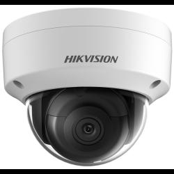 Hikvision IP dómkamera - DS-2CD2185FWD-I (8MP, 6mm, kültéri, H265+, IP67, IR30m, ICR, WDR, BLC, ROI, SD, PoE, IK10)