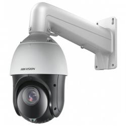 Hikvision IP dómkamera - DS-2DE4425IW-DE(S5) (4MP, 4,8-120mm, kültéri, IR100m, WDR, IP66, audio, SD, PoE+, Acusense)