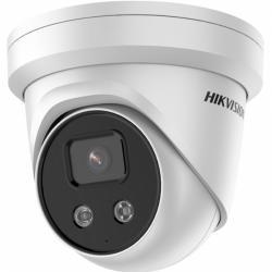 Hikvision IP turretkamera - DS-2CD2326G2-IU (2MP, 4mm, kültéri, H265+, IP67,EXIR30m, ICR,WDR,3DNR, PoE,Darkfighter)