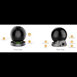 Imou IP wifi PT Dome kamera - RANGER PRO (2MP, 3,6mm, beltéri, H265, IR10m, D&N(ICR), DWDR, SD, audio, 5VDC)