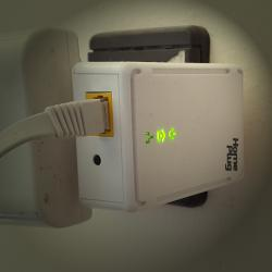 E-Link LNK-P500 Powerline adapter