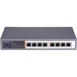 Rundata PS108 PoE Switch
