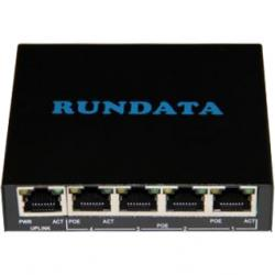 Rundata PS504 PoE Switch